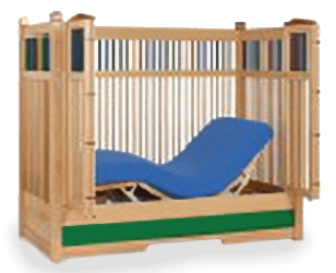 Rett-Syndrome Special Needs Bed